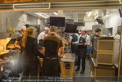 Grand Royal Präsentation - McDonalds Filiale - Mi 07.01.2015 - McDonalds Gro�k�che Industriek�che K�che Zubereitung42