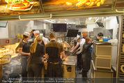 Grand Royal Präsentation - McDonalds Filiale - Mi 07.01.2015 - McDonalds Gro�k�che Industriek�che K�che Zubereitung43