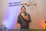 Grand Royal Präsentation - McDonalds Filiale - Mi 07.01.2015 - Tom WALEK7