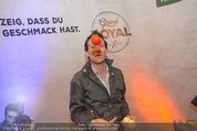 Grand Royal Präsentation - McDonalds Filiale - Mi 07.01.2015 - Tom WALEK9