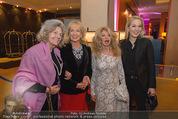Schiller Neujahrscocktail - Hilton am Stadtpark - Do 08.01.2015 - Inge UNZEITIG, Dagmar KOLLER, Jeanine SCHILLER, Kathrin GLOCK13