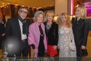 Schiller Neujahrscocktail - Hilton am Stadtpark - Do 08.01.2015 - Inge UNZEITIG, Dagmar KOLLER, Jeanine SCHILLER, Kathrin GLOCK14