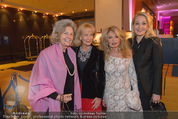 Schiller Neujahrscocktail - Hilton am Stadtpark - Do 08.01.2015 - Inge UNZEITIG, Dagmar KOLLER, Jeanine SCHILLER, Kathrin GLOCK15