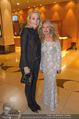 Schiller Neujahrscocktail - Hilton am Stadtpark - Do 08.01.2015 - Kathrin GLOCK, Jeanine SCHILLER7