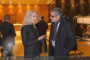 Schiller Neujahrscocktail - Hilton am Stadtpark - Do 08.01.2015 - Kathrin GLOCK, Christian CLERICI8