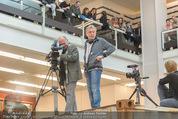 Peter Weibel Konzert - 21er Haus - Sa 10.01.2015 - 16