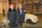 Peter Weibel Konzert - 21er Haus - Sa 10.01.2015 - Edelbert K�B mit Ehefrau55