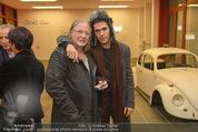 Peter Weibel Konzert - 21er Haus - Sa 10.01.2015 - Franz GRAF56