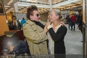 Peter Weibel Konzert - 21er Haus - Sa 10.01.2015 - Peter WEIBEL, Agnes HUSSLEIN89