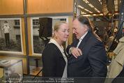 Peter Weibel Konzert - 21er Haus - Sa 10.01.2015 - Peter WEIBEL, Agnes HUSSLEIN90
