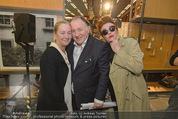 Peter Weibel Konzert - 21er Haus - Sa 10.01.2015 - Peter WEIBEL, Agnes HUSSLEIN, Susanne WIDL91