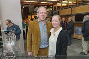 Peter Weibel Konzert - 21er Haus - Sa 10.01.2015 - Agnes HUSSLEIN, Christian MEYER93
