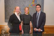 Jasper Johns Ausstellung - Oberes Belvedere - Mo 12.01.2015 - Alexa WESNER, Agnes HUSSLEIN, Mario CODOGNATO1