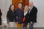 Jasper Johns Ausstellung - Oberes Belvedere - Mo 12.01.2015 - 102