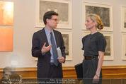 Jasper Johns Ausstellung - Oberes Belvedere - Mo 12.01.2015 - Alexa WESNER, Mario CODOGNATO16