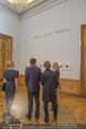 Jasper Johns Ausstellung - Oberes Belvedere - Mo 12.01.2015 - 22