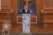 Jasper Johns Ausstellung - Oberes Belvedere - Mo 12.01.2015 - Agens HUSSLEIN42