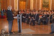 Jasper Johns Ausstellung - Oberes Belvedere - Mo 12.01.2015 - Agens HUSSLEIN45