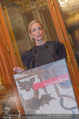 Jasper Johns Ausstellung - Oberes Belvedere - Mo 12.01.2015 - Alexa WESNER55