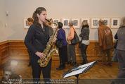 Jasper Johns Ausstellung - Oberes Belvedere - Mo 12.01.2015 - 68