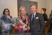 Jasper Johns Ausstellung - Oberes Belvedere - Mo 12.01.2015 - 71
