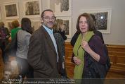 Jasper Johns Ausstellung - Oberes Belvedere - Mo 12.01.2015 - 72