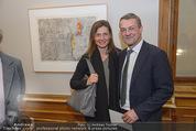 Jasper Johns Ausstellung - Oberes Belvedere - Mo 12.01.2015 - 74
