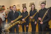 Jasper Johns Ausstellung - Oberes Belvedere - Mo 12.01.2015 - 76