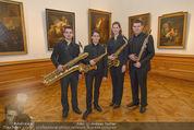 Jasper Johns Ausstellung - Oberes Belvedere - Mo 12.01.2015 - 77