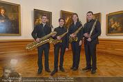 Jasper Johns Ausstellung - Oberes Belvedere - Mo 12.01.2015 - 78