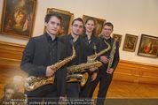 Jasper Johns Ausstellung - Oberes Belvedere - Mo 12.01.2015 - 79
