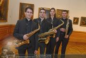 Jasper Johns Ausstellung - Oberes Belvedere - Mo 12.01.2015 - 81
