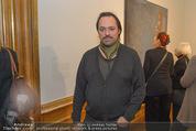 Jasper Johns Ausstellung - Oberes Belvedere - Mo 12.01.2015 - Martin SCHNUR83