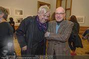 Jasper Johns Ausstellung - Oberes Belvedere - Mo 12.01.2015 - 84