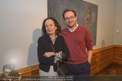 Jasper Johns Ausstellung - Oberes Belvedere - Mo 12.01.2015 - Eva-Maria SCHMERTZING-THONET85