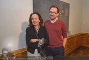 Jasper Johns Ausstellung - Oberes Belvedere - Mo 12.01.2015 - Eva-Maria SCHMERTZING-THONET86