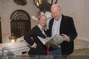 Jasper Johns Ausstellung - Oberes Belvedere - Mo 12.01.2015 - Agnes HUSSLEIN, Roberto LHOTKA88