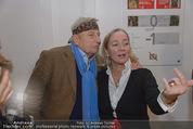 Jasper Johns Ausstellung - Oberes Belvedere - Mo 12.01.2015 - Pedro KRAMREITER, Agnes HUSSLEIN92