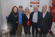 Jasper Johns Ausstellung - Oberes Belvedere - Mo 12.01.2015 - 93