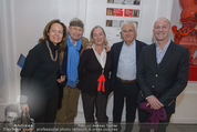 Jasper Johns Ausstellung - Oberes Belvedere - Mo 12.01.2015 - 94