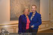 Jasper Johns Ausstellung - Oberes Belvedere - Mo 12.01.2015 - Evi WALDERDORFF, Christa MAYERHOFER-DUKOR97