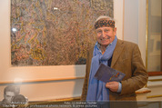 Jasper Johns Ausstellung - Oberes Belvedere - Mo 12.01.2015 - Pedro KRAMREITER98