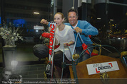 Promi Skirennen Kick-Of Event - Megadenzel Erdberg - Di 13.01.2015 - Missy MAY, Hans ENN1