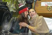 Promi Skirennen Kick-Of Event - Megadenzel Erdberg - Di 13.01.2015 - Anna HUBER, Tanja DUHOVICH18
