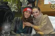 Promi Skirennen Kick-Of Event - Megadenzel Erdberg - Di 13.01.2015 - Anna HUBER, Tanja DUHOVICH19