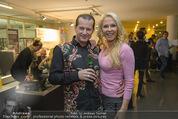 Promi Skirennen Kick-Of Event - Megadenzel Erdberg - Di 13.01.2015 - Michael Patrick SIMONER, Uli Ulrike KRIEGLER47