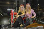 Promi Skirennen Kick-Of Event - Megadenzel Erdberg - Di 13.01.2015 - Uli Ulrike KRIEGLER, Iva SCHELL63