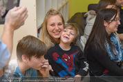 Kiddy Contest bei Ronald McDonald - Ronald McDonald Kinderhilfehaus - Di 13.01.2015 - 1