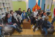 Kiddy Contest bei Ronald McDonald - Ronald McDonald Kinderhilfehaus - Di 13.01.2015 - 13