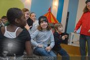 Kiddy Contest bei Ronald McDonald - Ronald McDonald Kinderhilfehaus - Di 13.01.2015 - 14